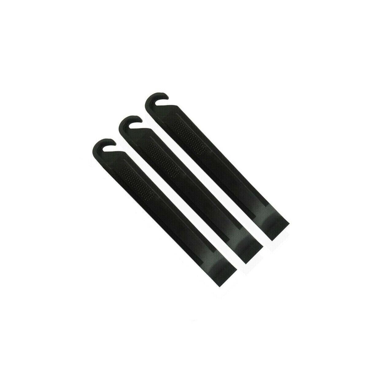 3x Fahrrad Reifenheber Reifen Werkzeug Reifenmontierhebel-Reparatur Stahl T N8H0